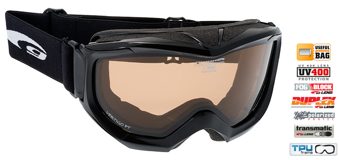 Ochelari de schi Goggle H541 Vertigo PT