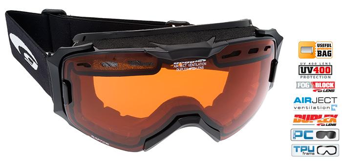 Ochelari de schi Goggle H886 Raptor
