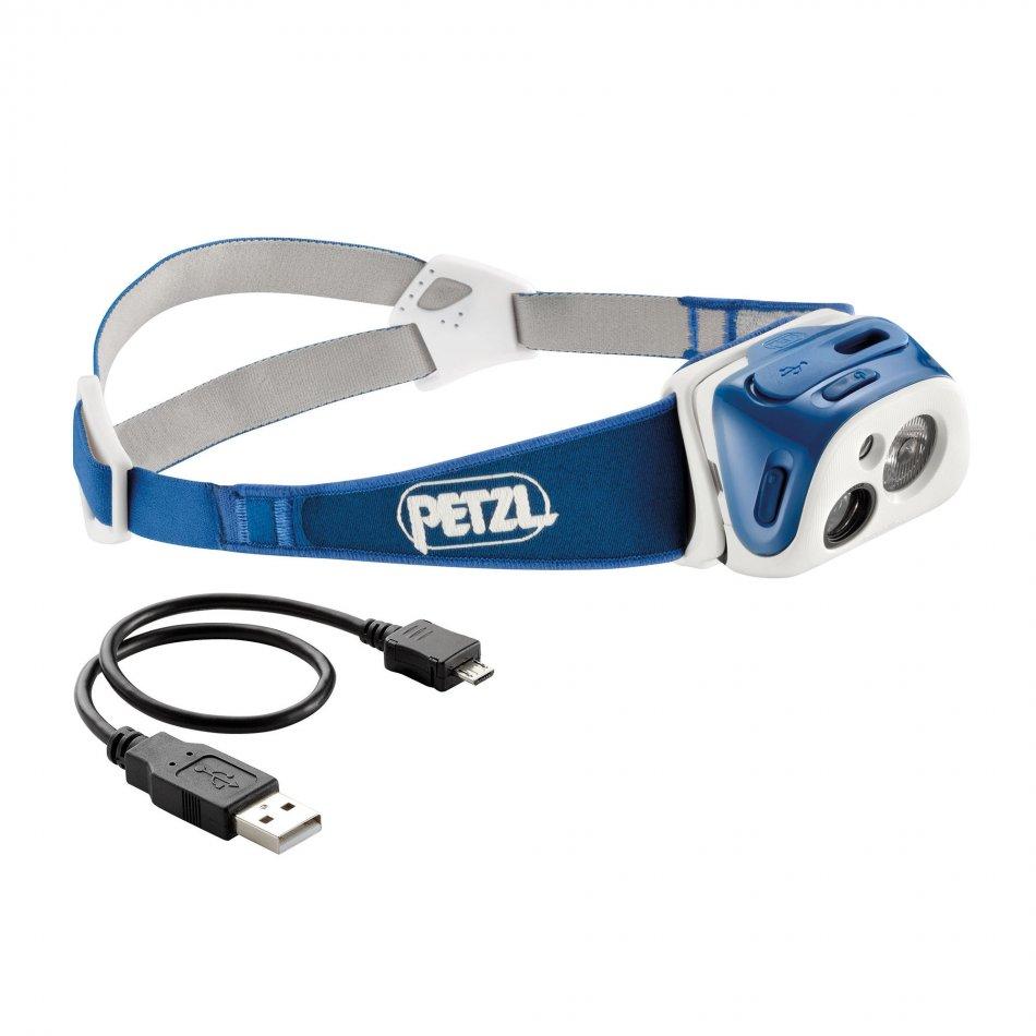 Frontala Petzl Tikka R Plus
