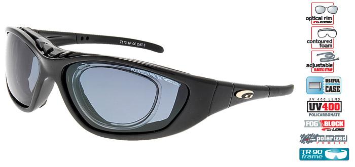 Ochelari de soare Goggle T513P Okao
