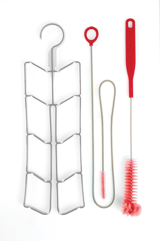 Kit pentru curatarea sistemului de hidratare Osprey Hydraulics™ Cleaning Kit