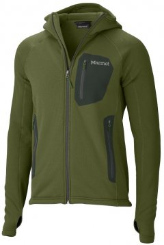 Polar Marmot Stretch Fleece Hoody