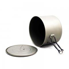 Vas 1600ml Pot Toaks Titanium