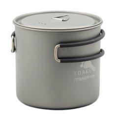 Vas 600ml Pot Toaks Titanium