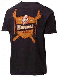 Tricou Marmot Badge Tee SS