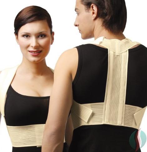 Centura tip corset pentru indreptarea spatelui