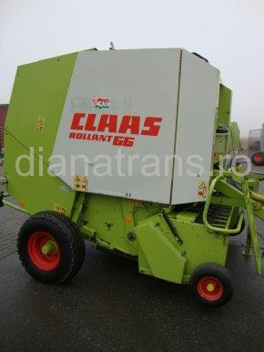 Claas Rollant 66